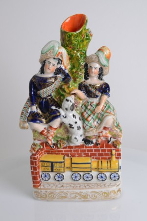 Staffordshire Pottery Figures | home